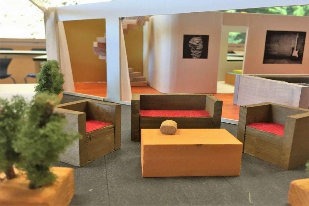 Raumgestaltung und wirkung studierende begeistern for Raumgestaltung schule